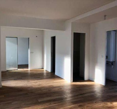 Rénovation Appartement Paris, Landon