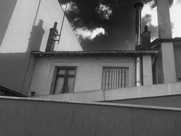 Surélévation maison Fontenay-Sous-bois Architecte [object object]  architecte pauline facade jardin avant web