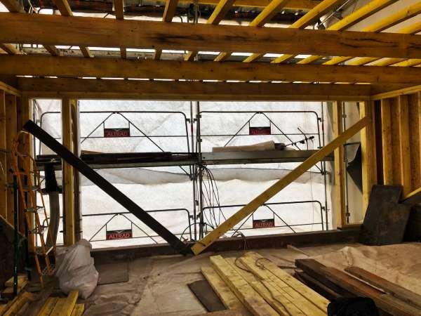 Surélévation maison Fontenay-Sous-bois Architecte [object object]  architecte pauline surelevation combles chantier web