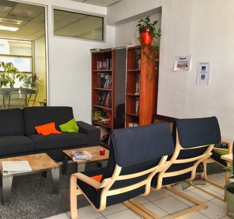 Réaménagement et réhabilitation Bureaux Paris, Surmelin