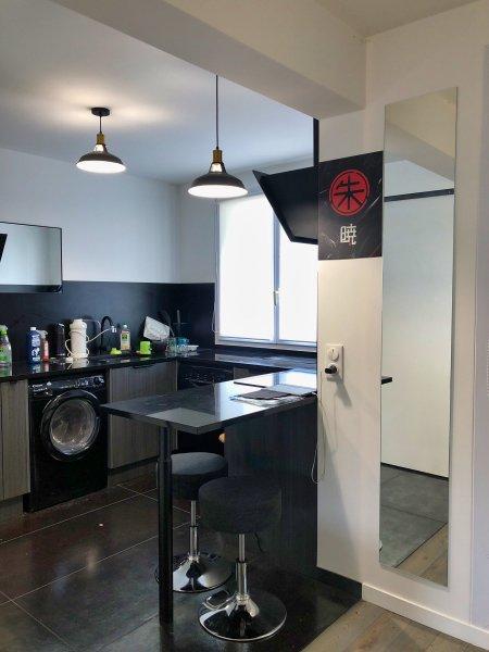 Réaménagement Appartement Saint-Maur-Des-Faussés, Mahieu